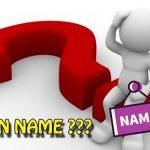 Given name là gì? Surname là gì?