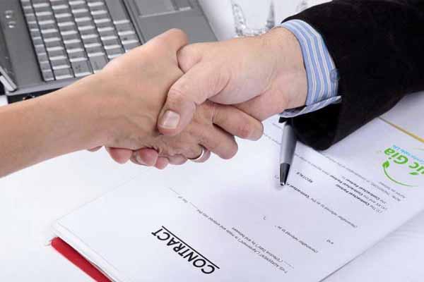 Quy định về việc sử dụng biên bản thanh lý hợp đồng