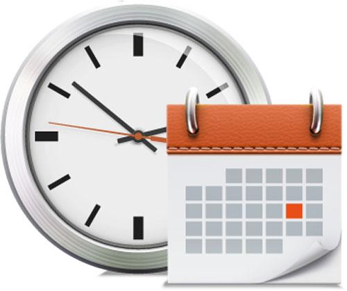bảng thời gian biểu cá nhân