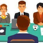 Tư thế ngồi khi đi phỏng vấn xin việc ấn tượng và tự tin