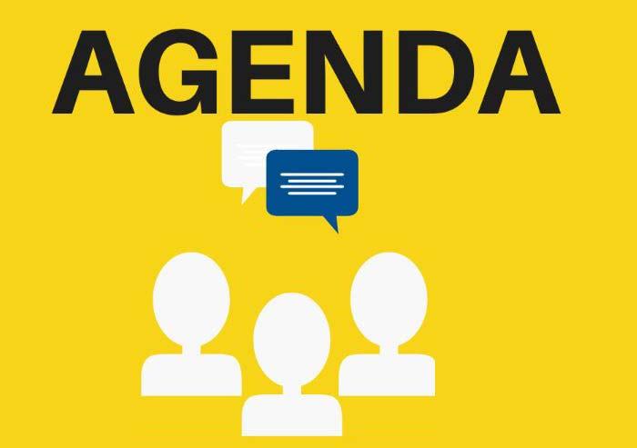 Agenda là gì? Các bước thực hiện một agenda hiệu quả, chuyên nghiệp.