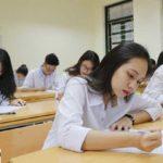 Các môn thi khối A