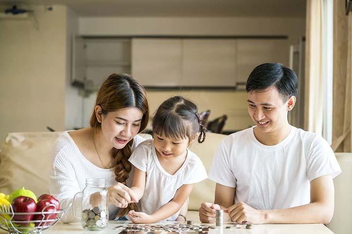 Manulife Gia đình tôi yêu là giải pháp bảo vệ gia đình