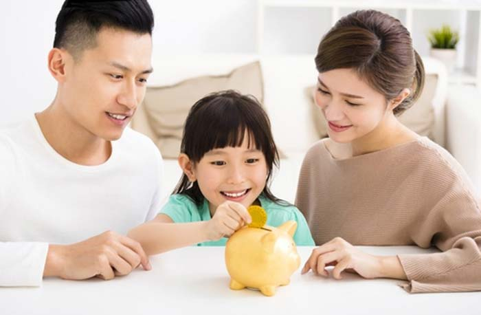 Manulife Gia đình tôi yêu là giải pháp tiết kiệm hiệu quả cho cả gia đình