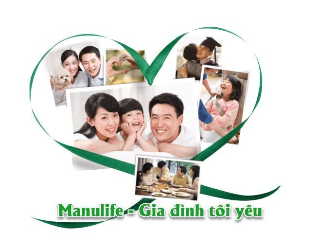 Manulife gia đình tôi yêu