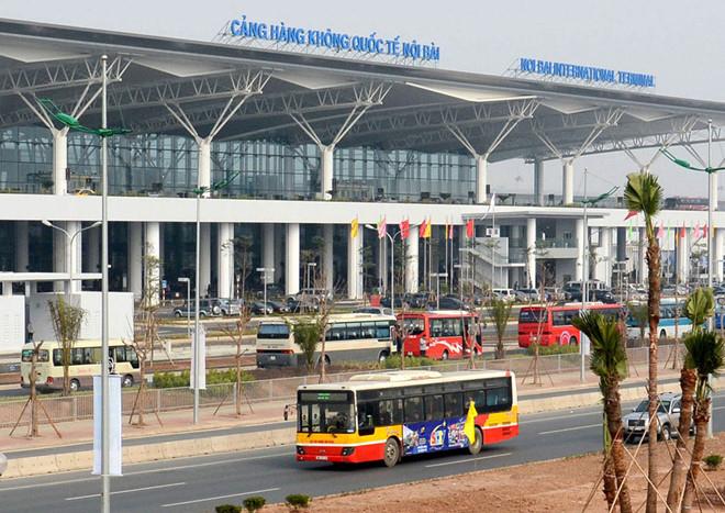 Tham khảo 4 cách di chuyển từ sân bay Nội Bài