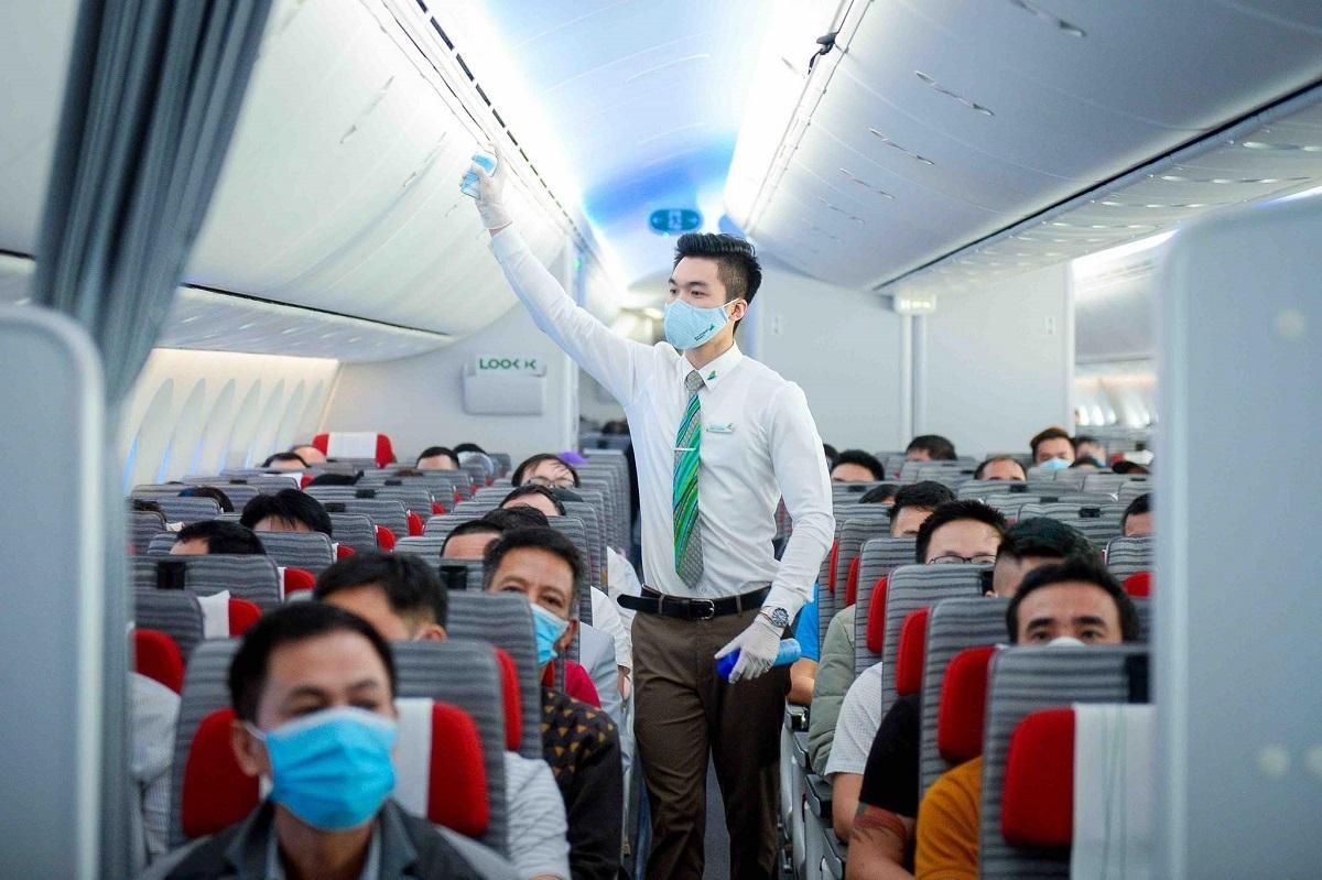 List công việc của tiếp viên hàng không